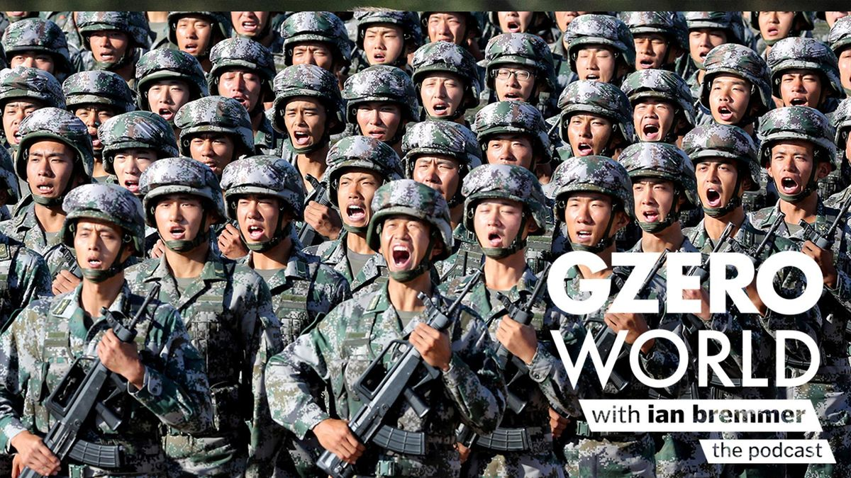 Chinese soldiers: How a US-China war could happen