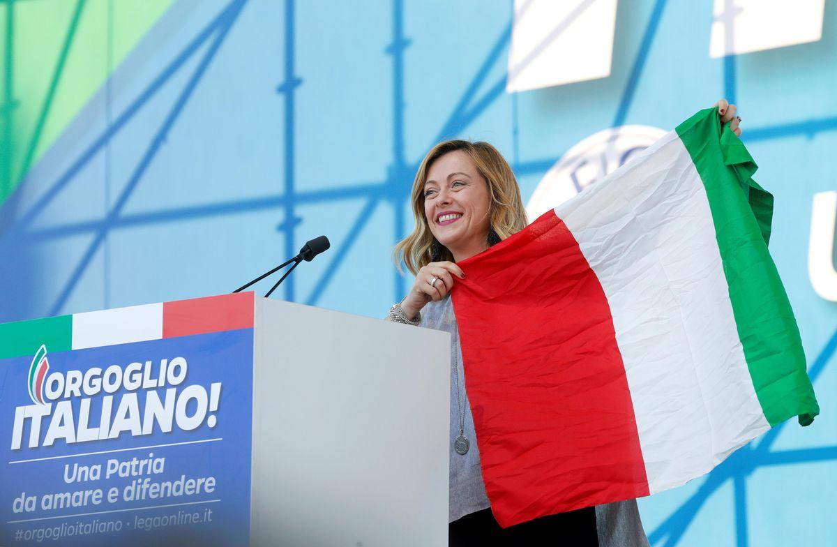 Who's afraid of Giorgia Meloni?