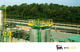 An Eni facility. Eni's commitment to a low-carbon future
