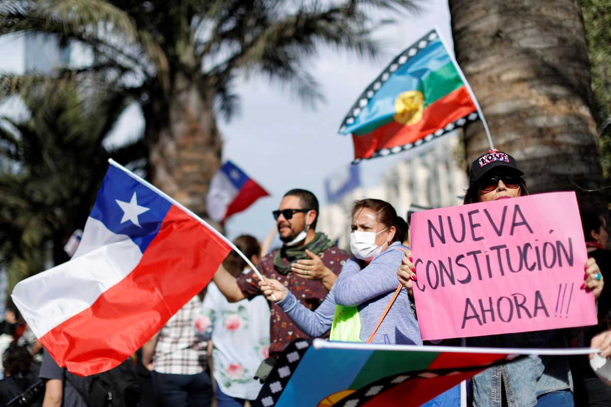 How much (constitutional) change will Chileans get?