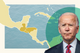 Biden plays the (Central American) Triangle