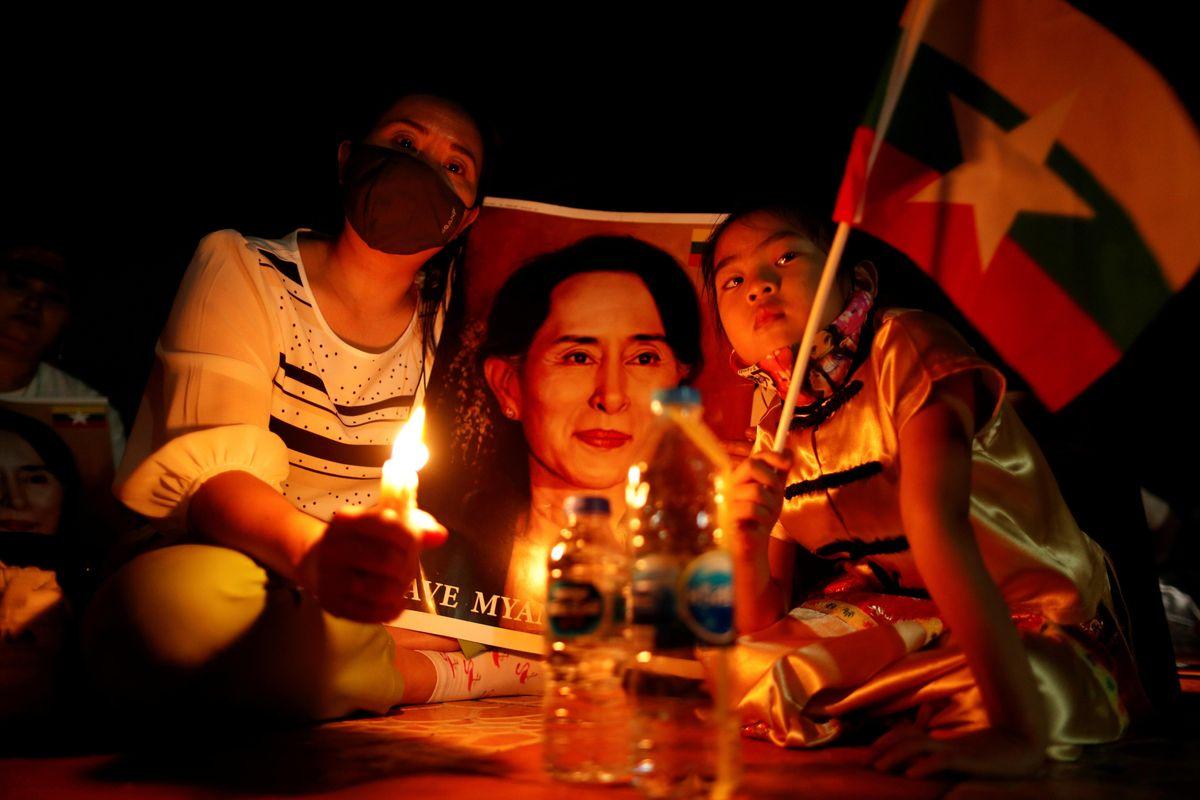 What We're Watching: Suu Kyi on trial, Blinken in Israel, Mali coup 2.0