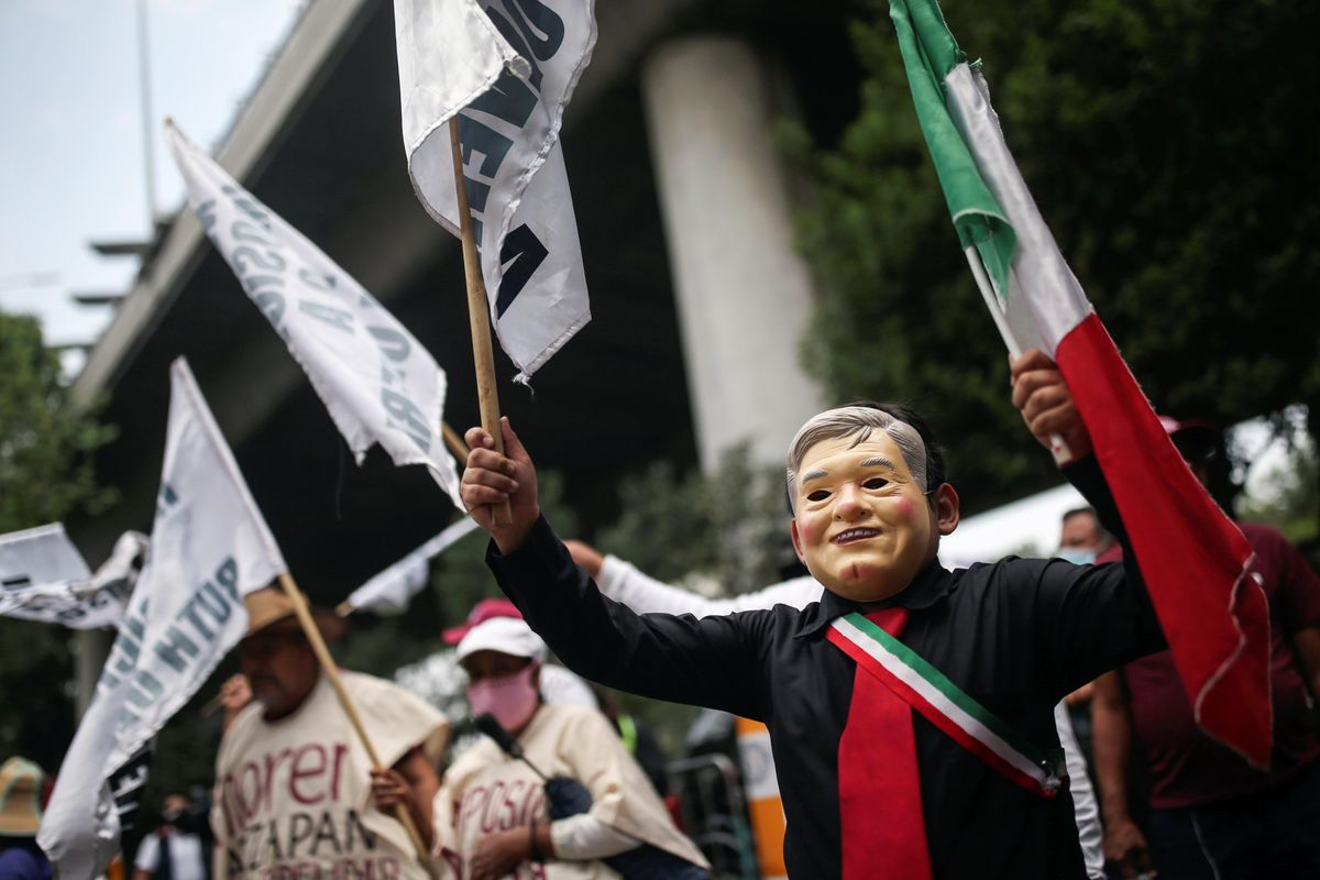 Mexico's midterms: AMLO unbound?