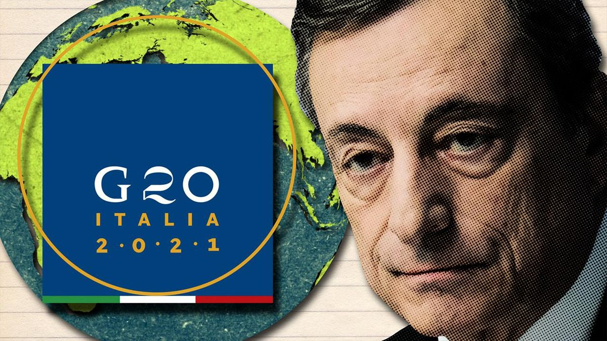 What We're Watching: Draghi's gamble, new hotspot for US-bound migrants, Russia-Ukraine water wars