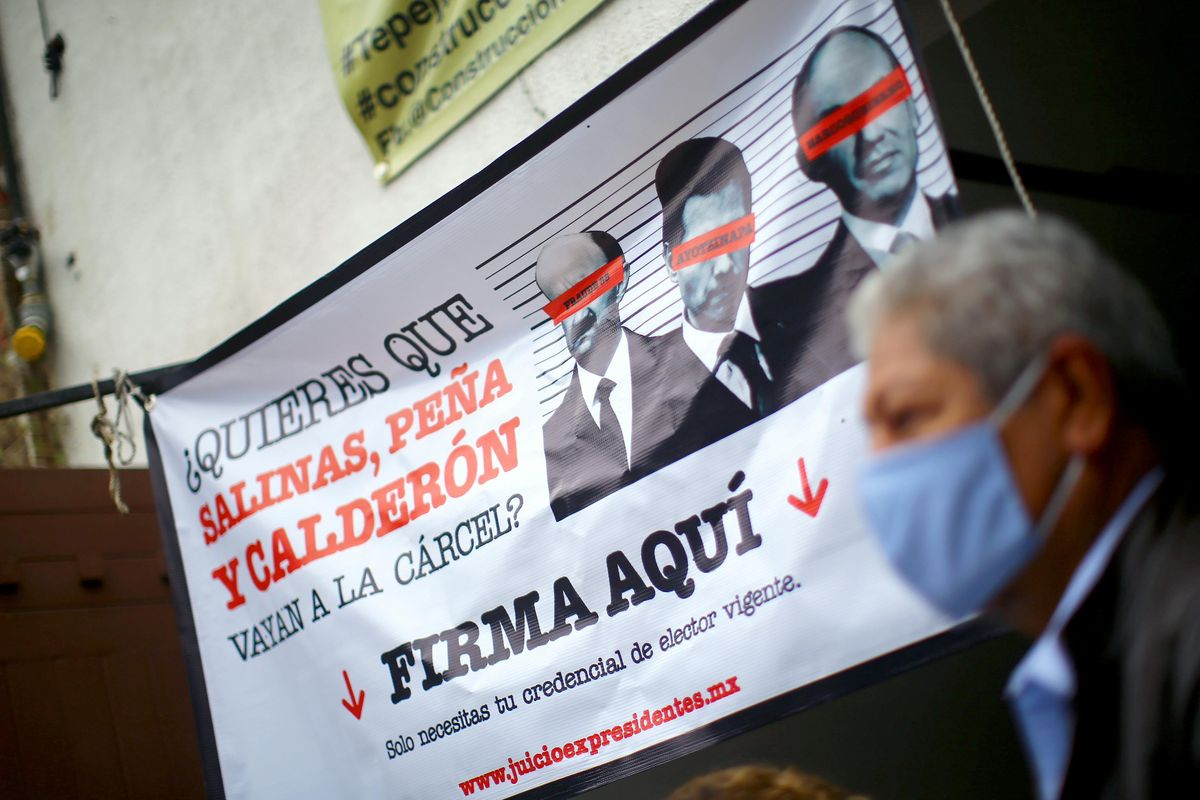 Mexico's corruption referendum eye-roll