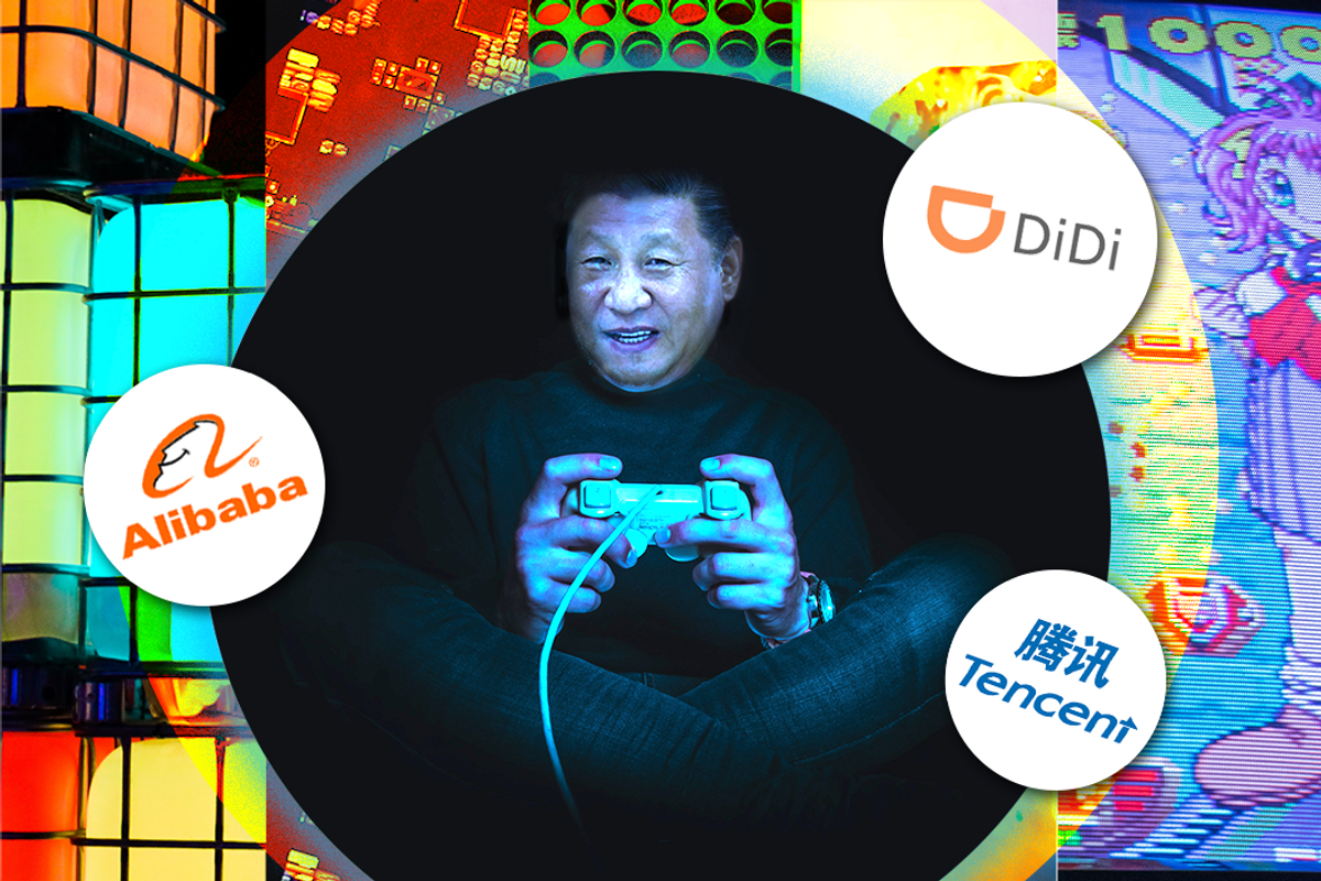 Why is China trying to game the gamers?
