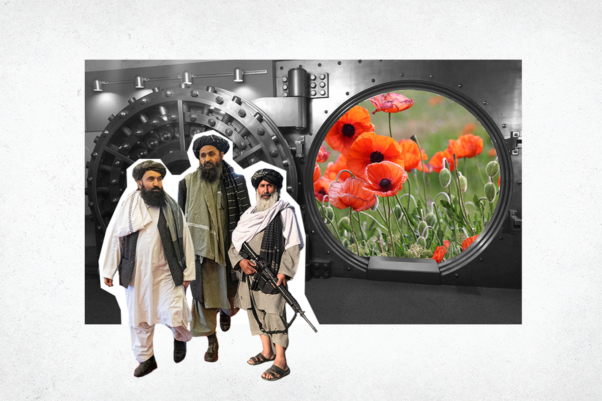 The Taliban are super rich. Is it enough to run a country?