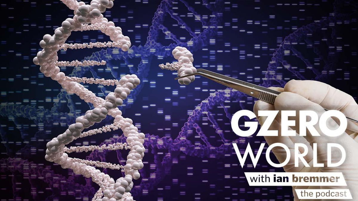 Podcast: Jennifer Doudna on the risks and rewards of CRISPR technology