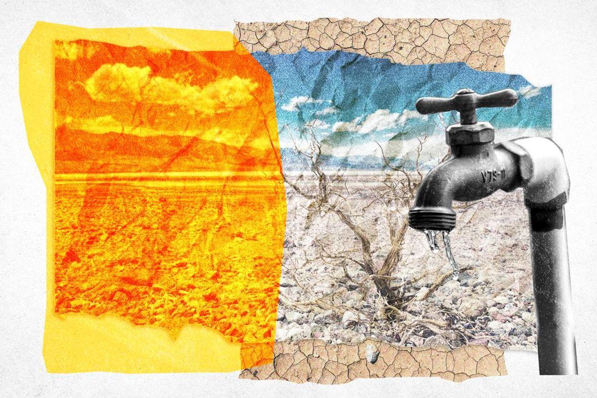 """Crimea river"": Russia & Ukraine's water conflict"