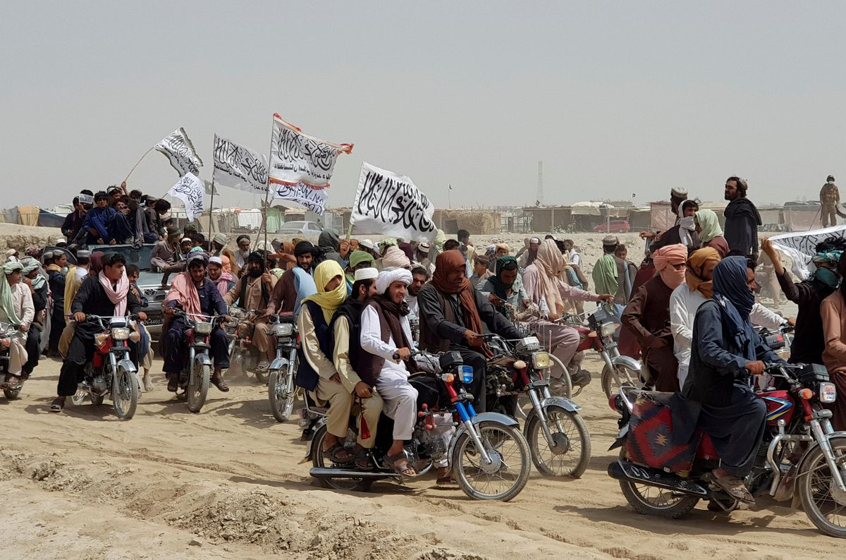 What We're Watching: Taliban loom large, China's 5-year plan, Israel OKs West Bank settlements, Zambians vote