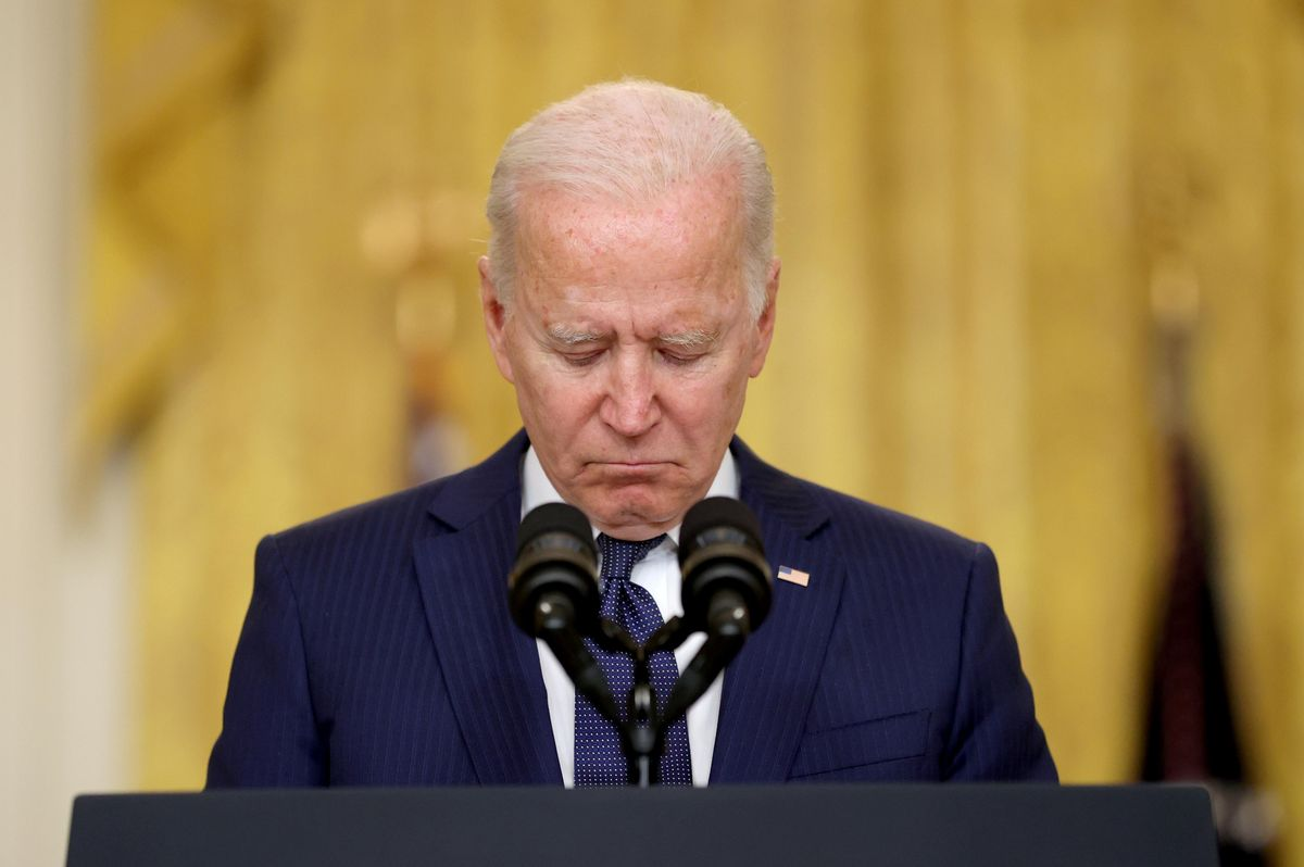 Can Biden recover from his Afghanistan debacle?