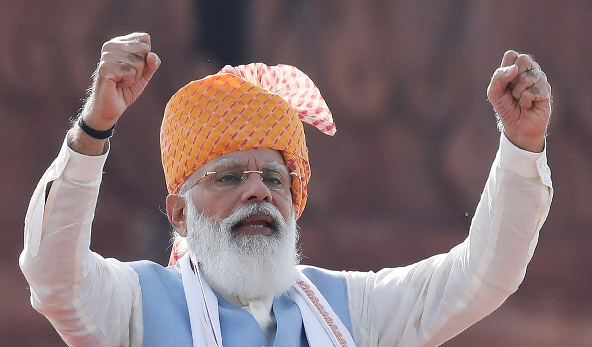 Hard Numbers: Indian GDP surges, weather gets more extreme, Suez Canal goes on the rails, Singaporean PM wins in court