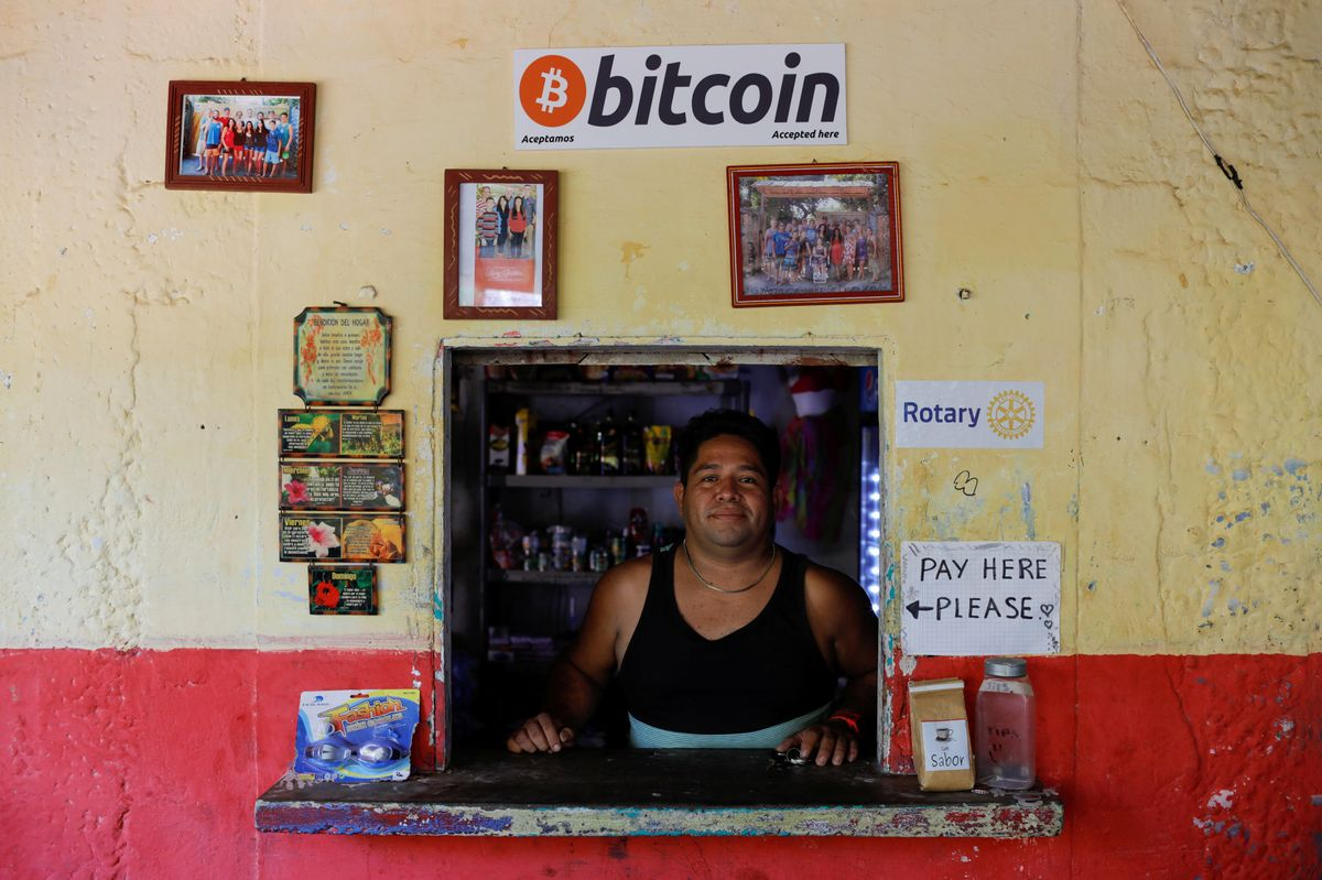 El Salvador's millennial president bets on Bitcoin