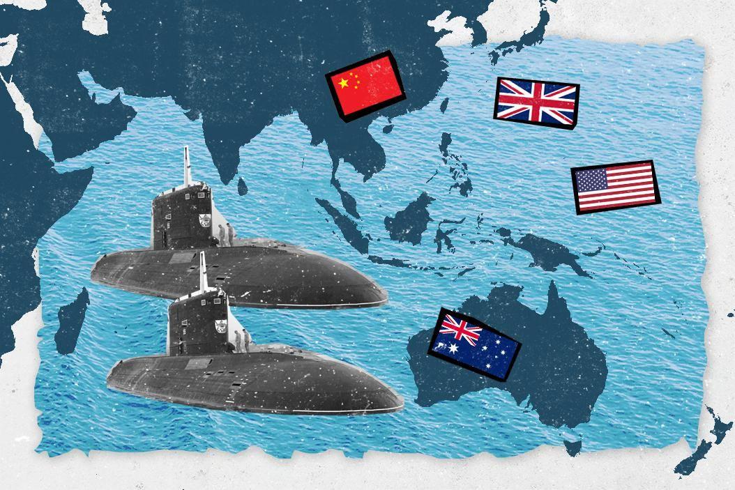 Ganging up on China