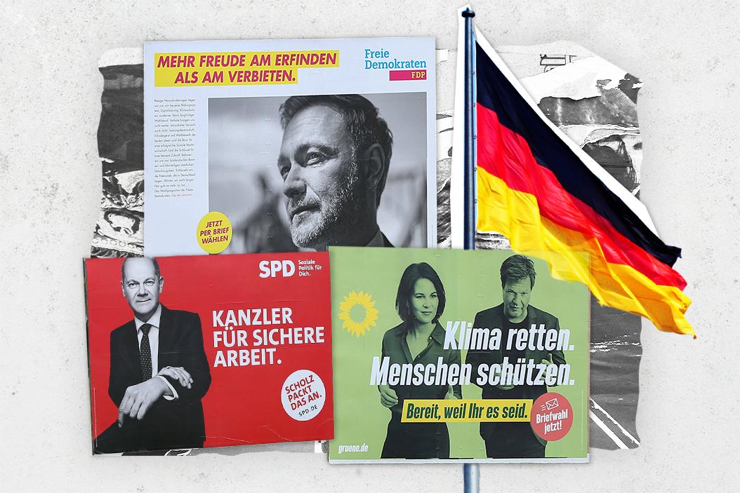 Germany's frenemy kingmakers