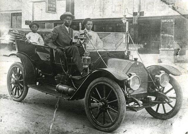 Greenwood, or Black Wall Street, was a thriving community of Black-owned businesses