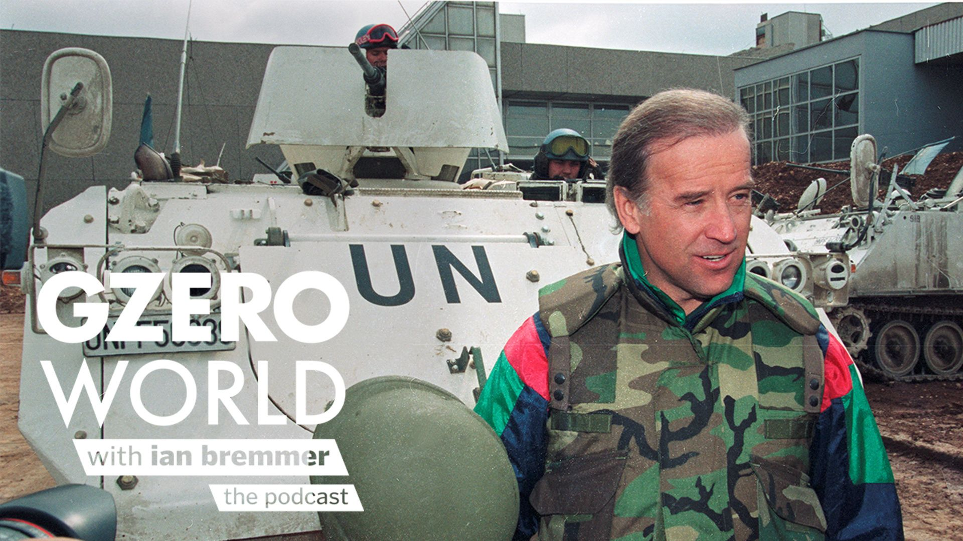 GZERO World Podcast What you still may not know about Joe Biden
