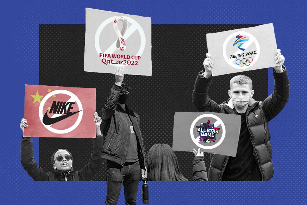 How political sports boycotts (really) work
