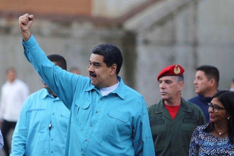 Venezuela: Maduro Keeps on Keeping On
