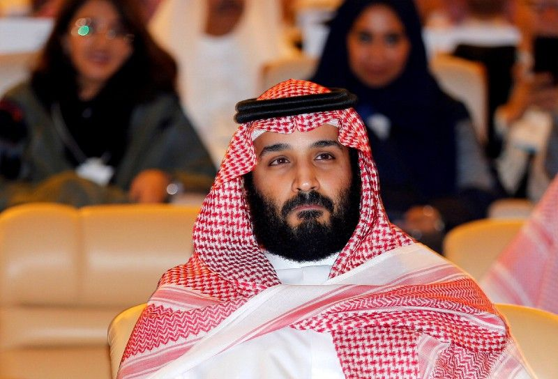 Saudi Shakeup Shakedown Shakeout