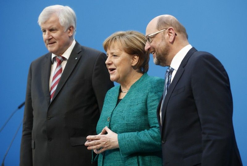A New Grand Coalition For Germany