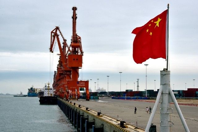 Global Power: How Did America Do It Vs. How China's Doing It
