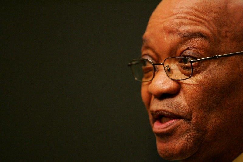 Goodbye Jacob Zuma
