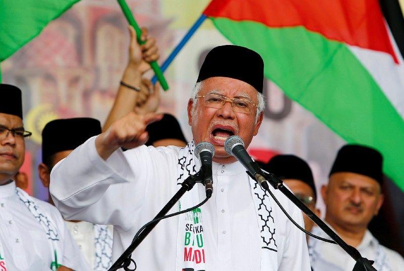 Malaysia's Cartoonish Politics