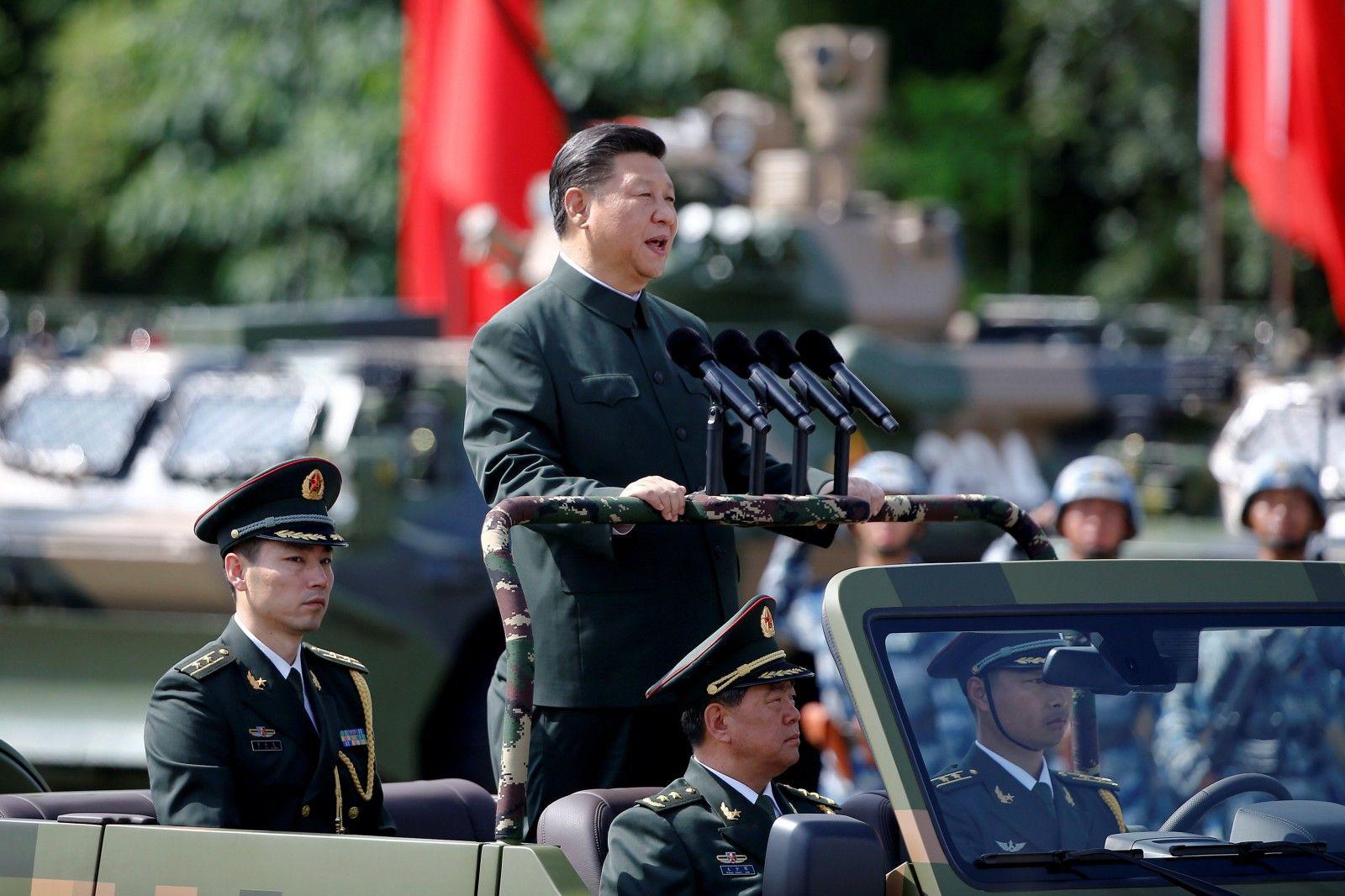 If Xi'S Gotta Have It, Xi'll Get It