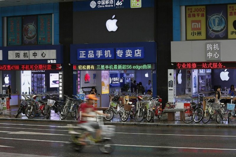Parade of Apologies: International Firms in China