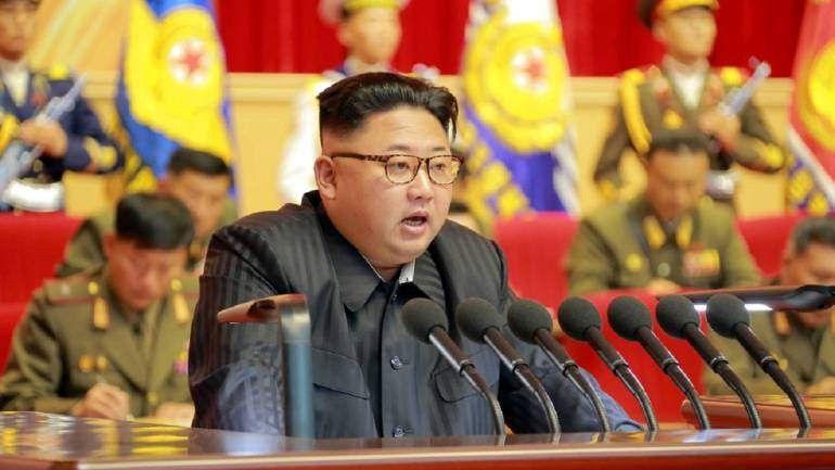 Kim Hits the Rails