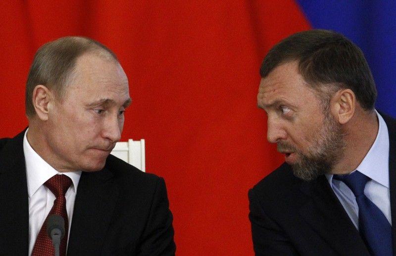 A Body Blow for Putin's Entourage?