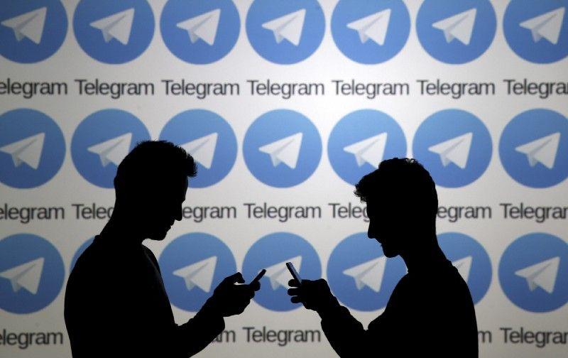 S(t)inging Telegram