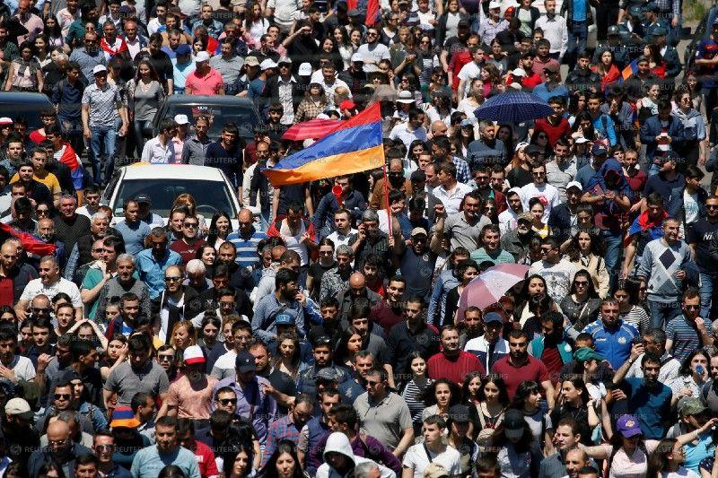 Armenia's Revolution