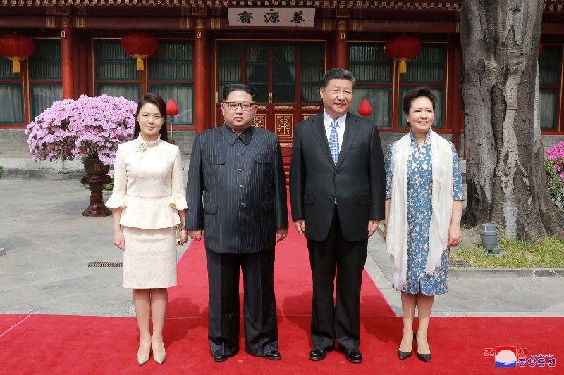 Kim's China Model?