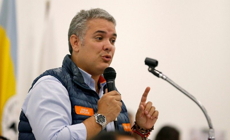 First Past the Peace: Colombia's Presidential Election