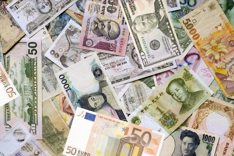 CURRENCIES GET CRUSHED ACROSS THE WORLD