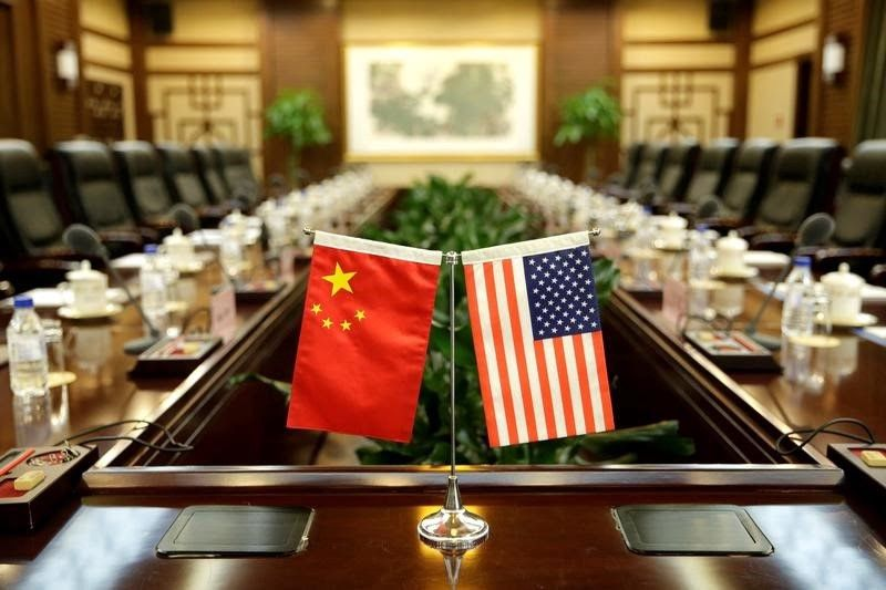 US-CHINA TRADE: BACK TO THE FUTURE