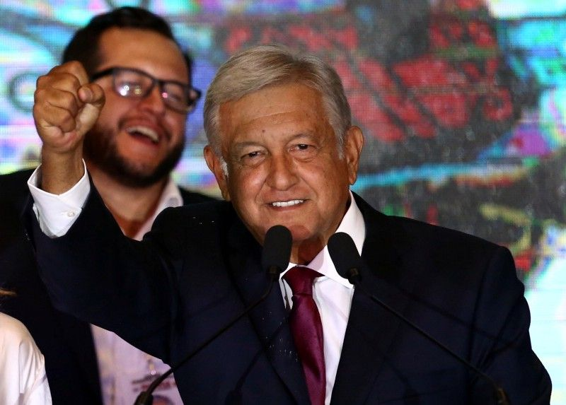 AMLO AND OTHERS: PEOPLE ARE MAD ABOUT DIFFERENT THINGS
