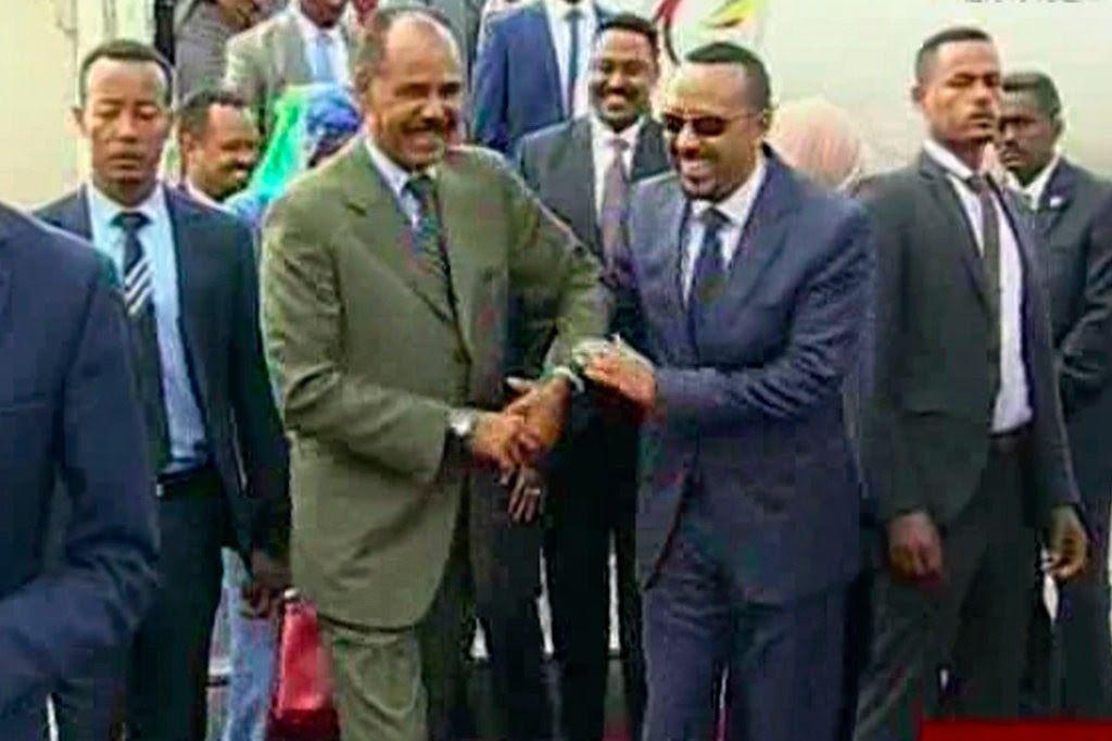 A BRIDGE OF LOVE: ETHIOPIA AND ERITREA