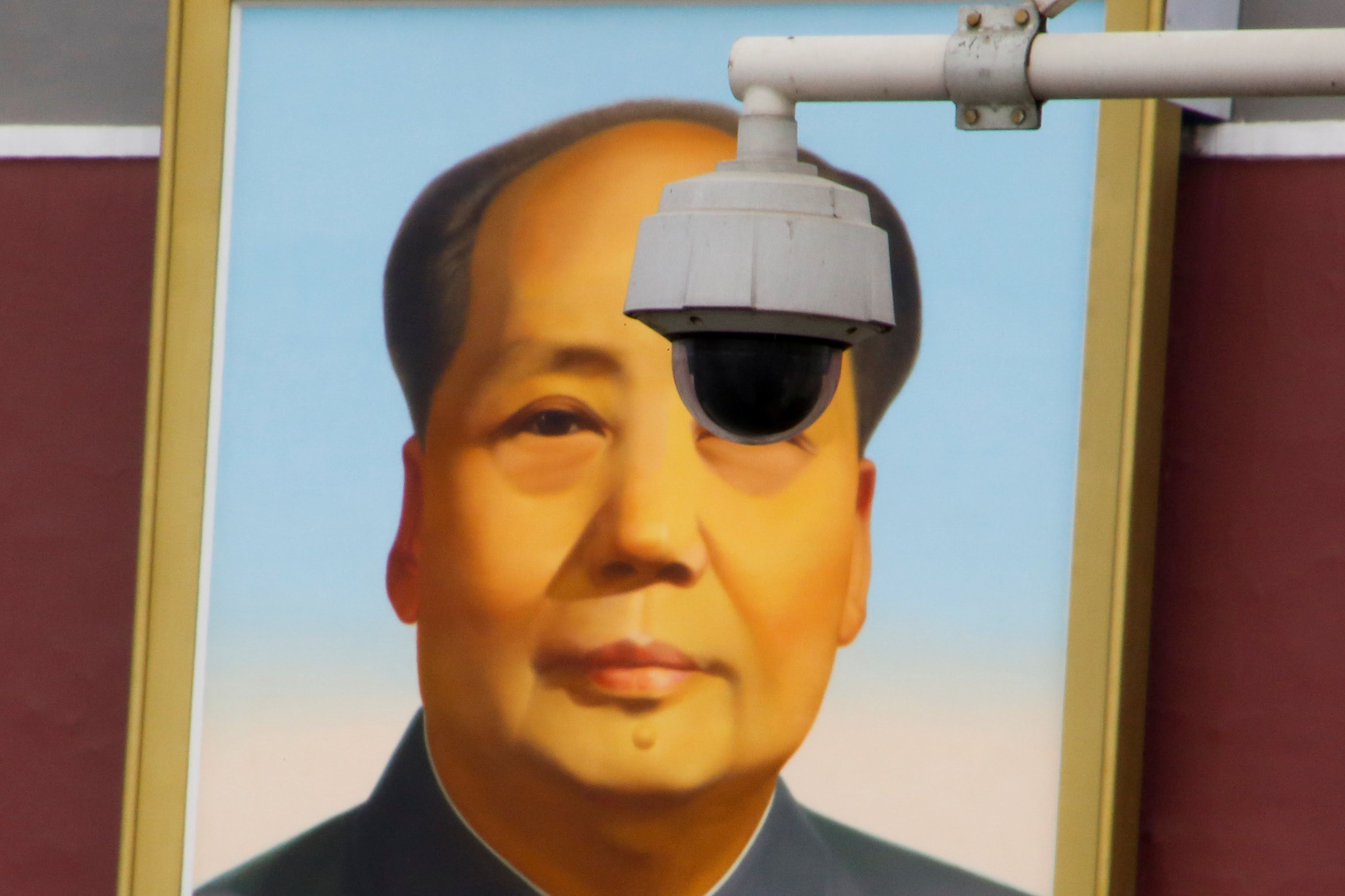 CHINA'S PAPER DYSTOPIA