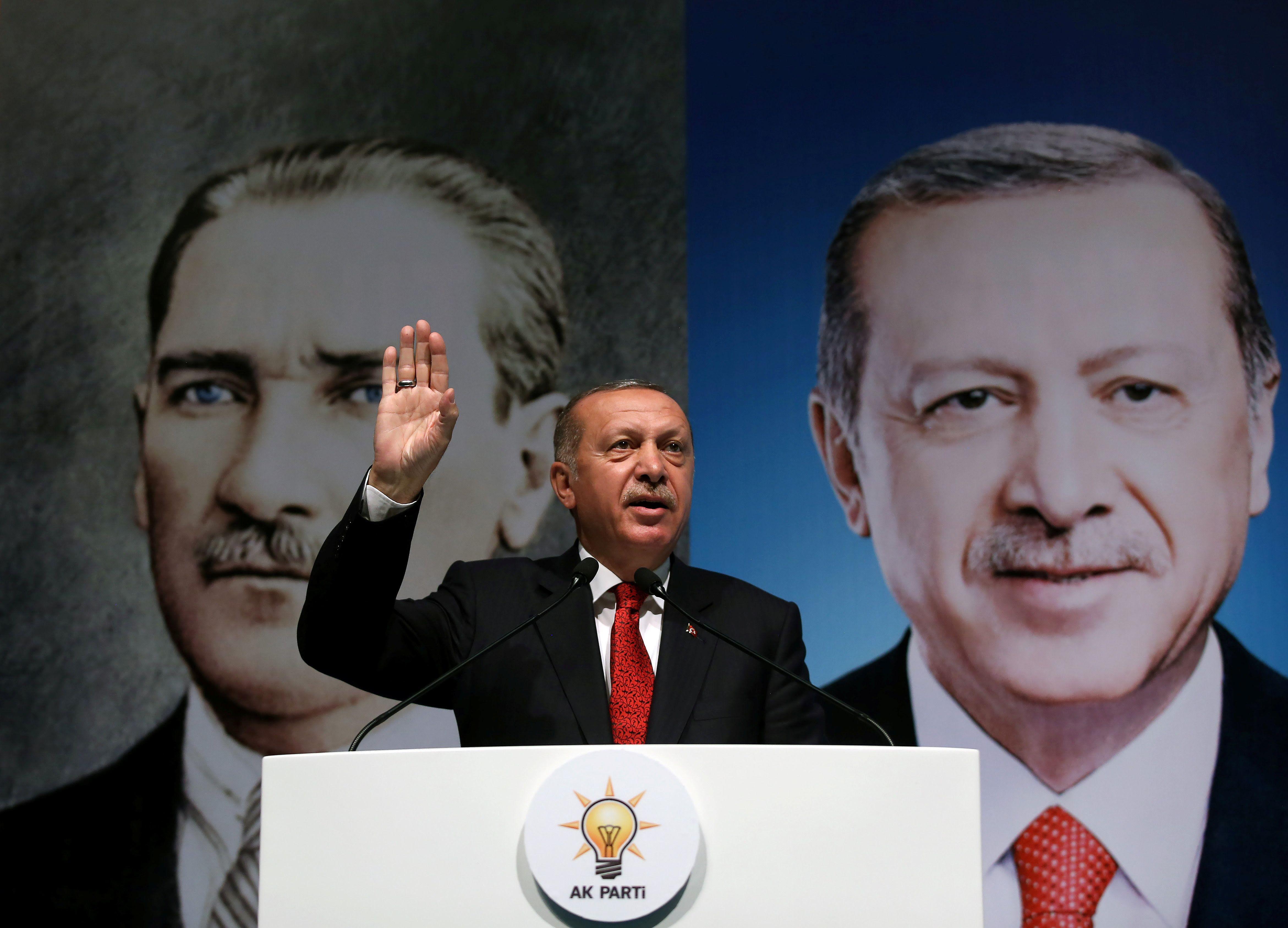The Root of Erdogan's Problems