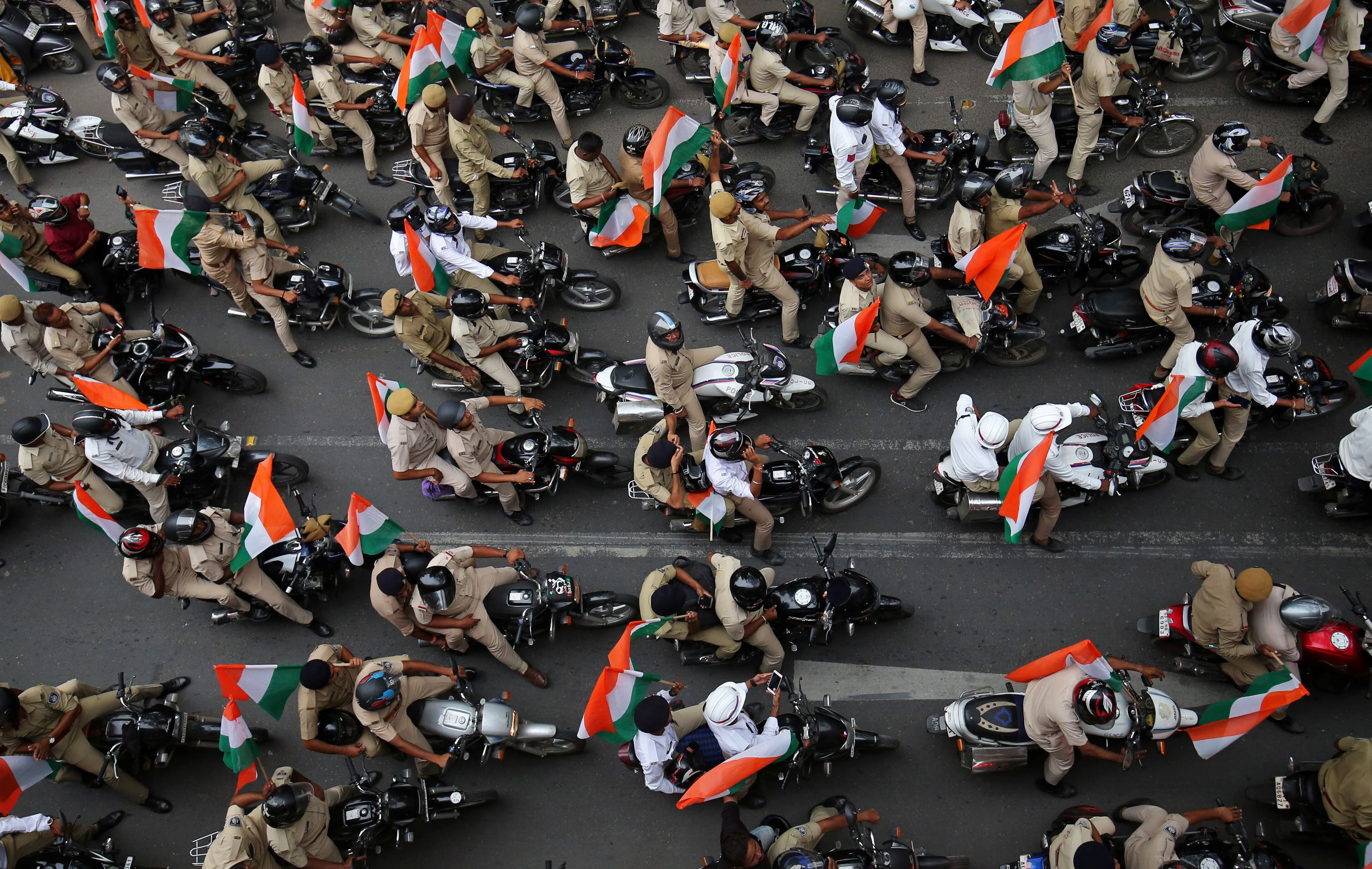 India: An Unlikely Democracy