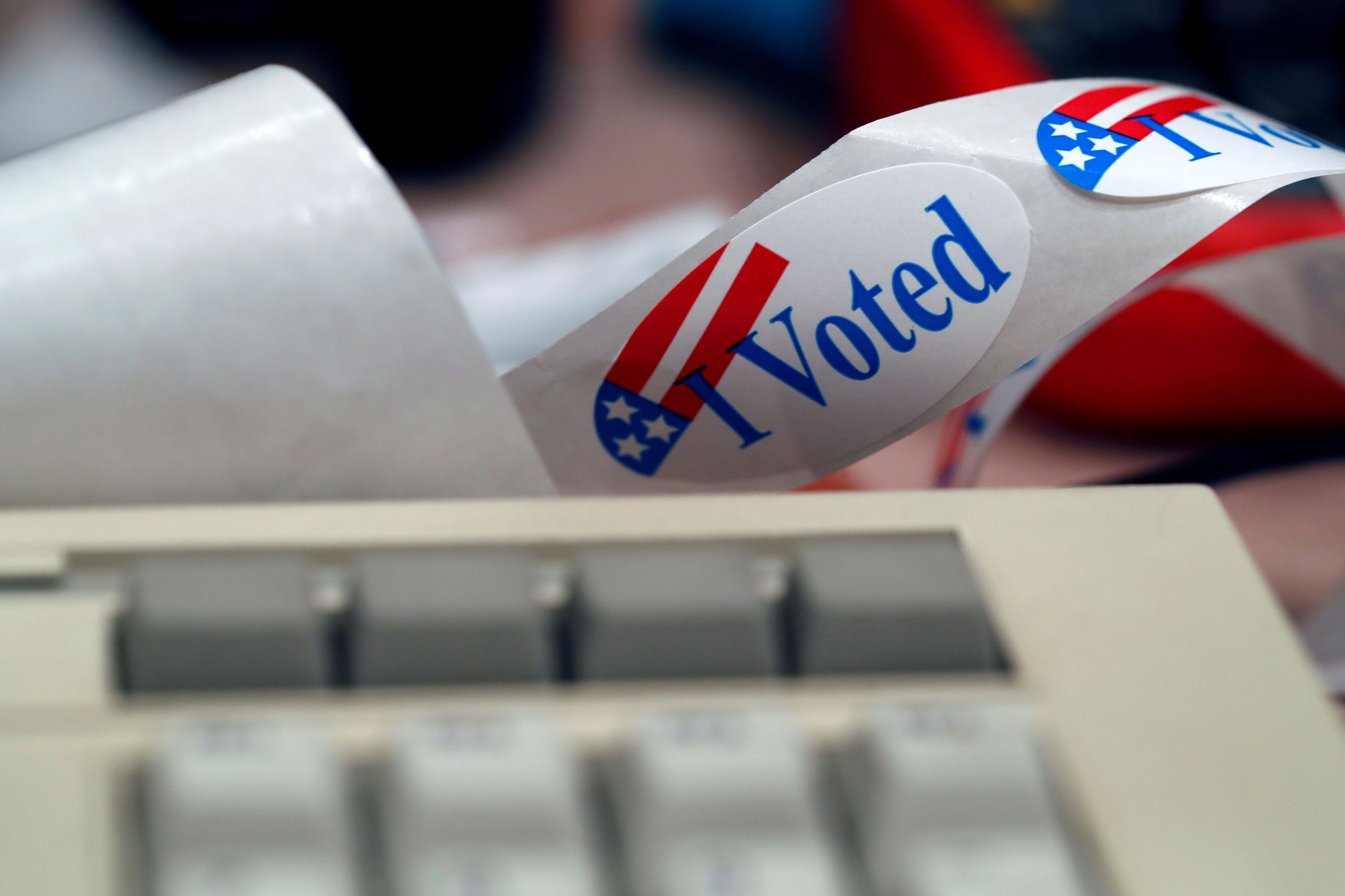 Children Hacking Vote Machines