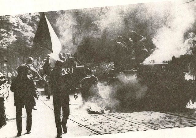 Spring's End: 50 Years Since The Soviet Invasion of Czechoslovakia