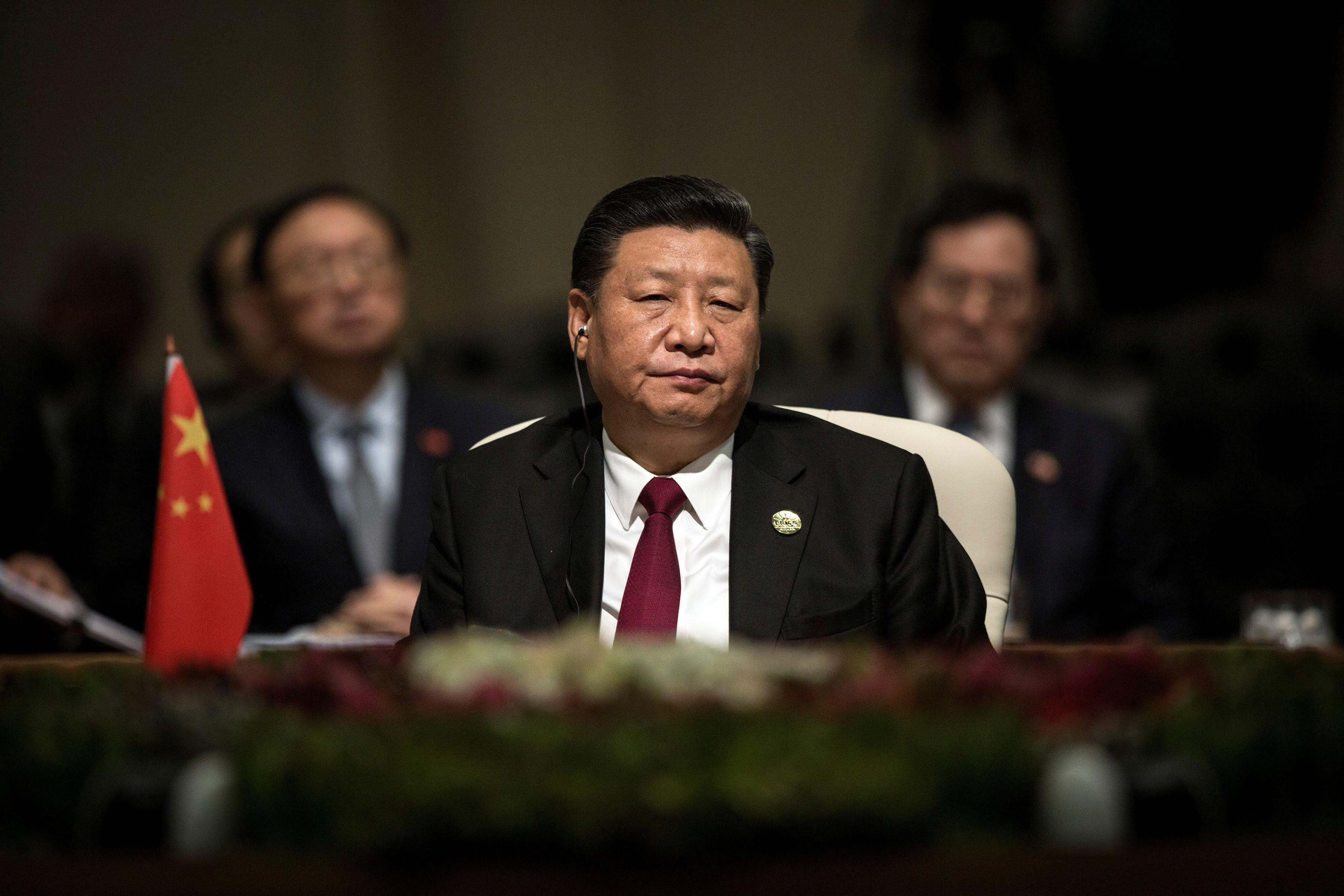 Xi's No Good, Very Bad Summer