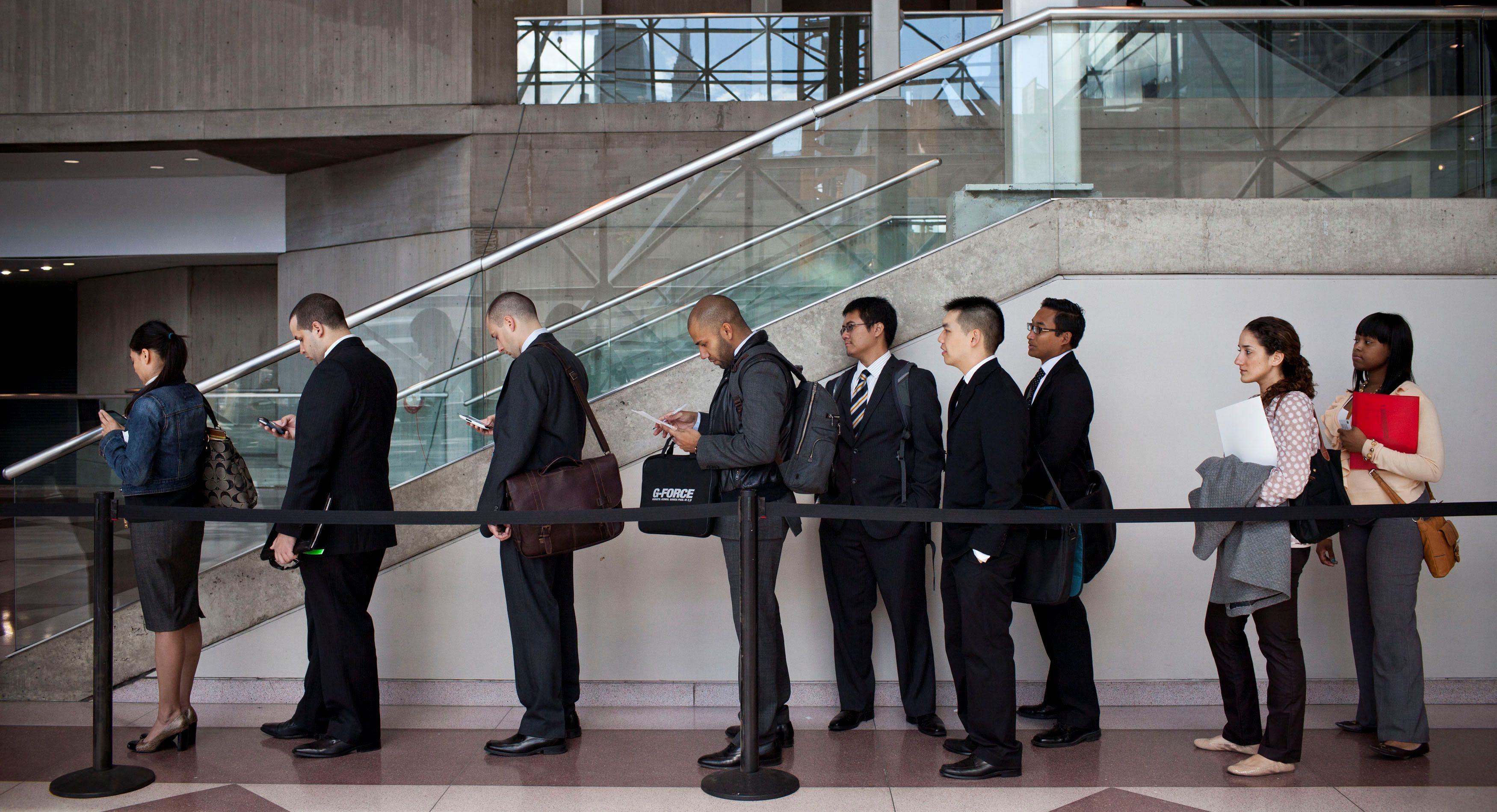 Not To Belabor Things: What Unemployment Rates Don't Tell You