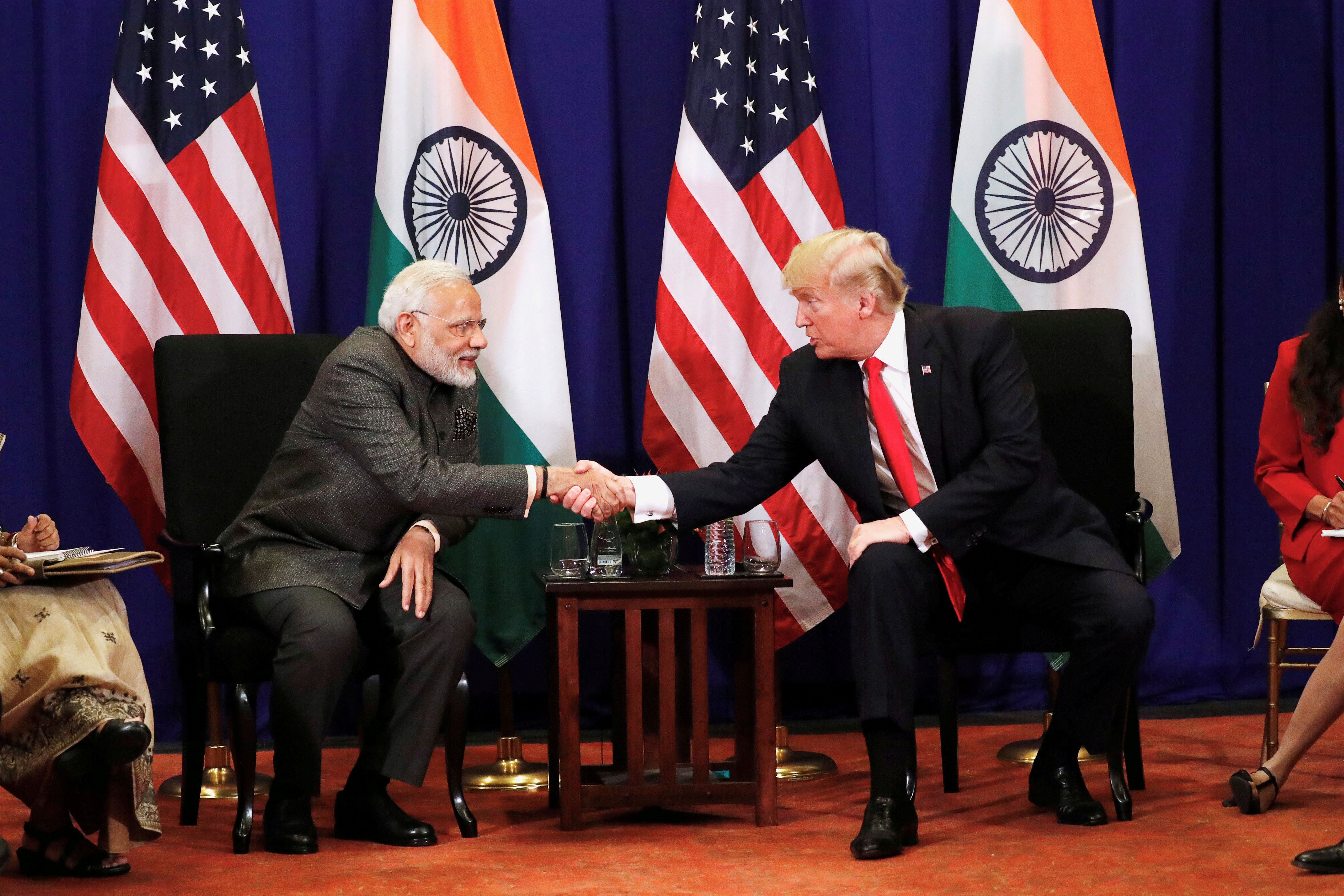 The US and India: 2+2 To Tango?