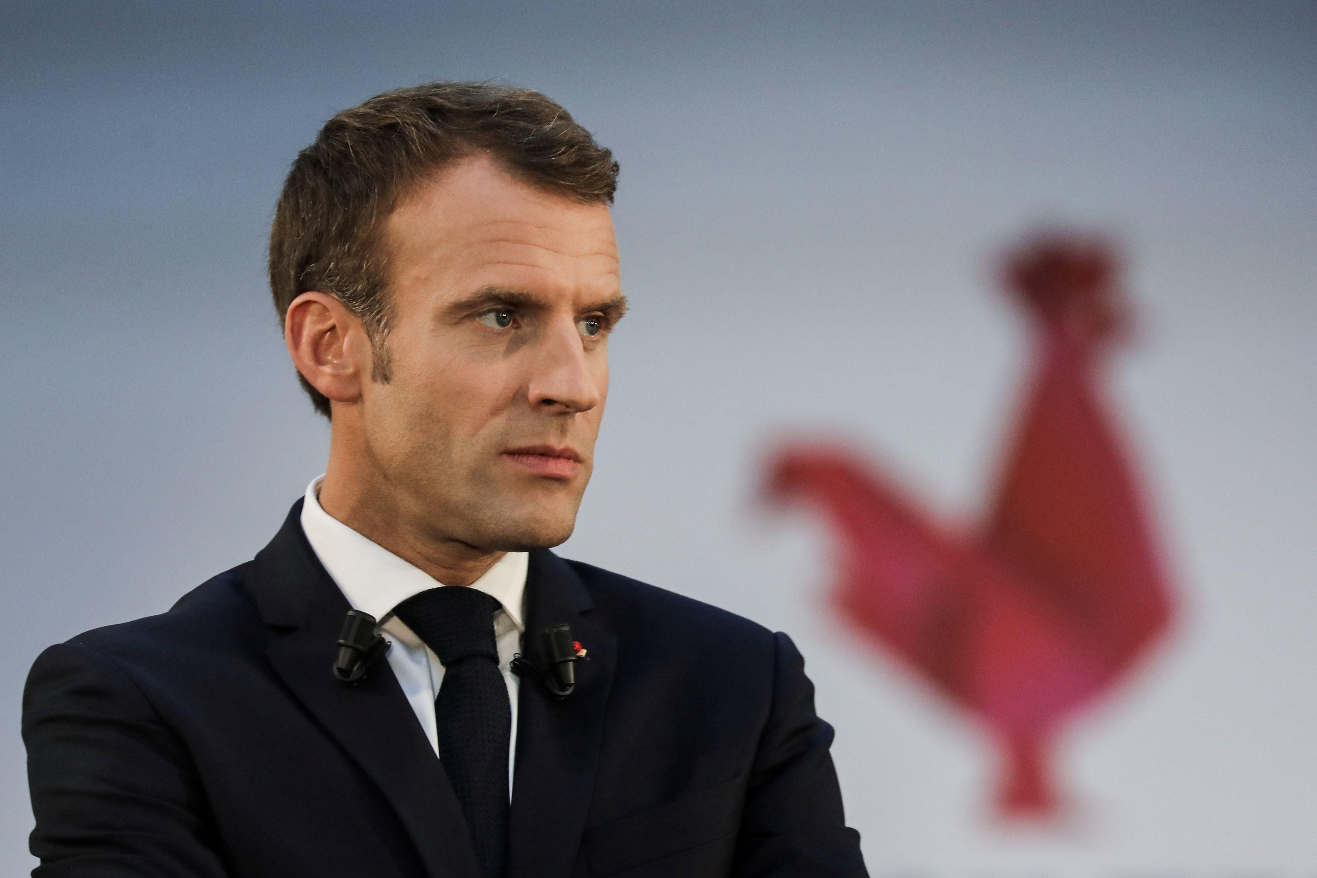 Macron: Can Jupiter Rise Again?