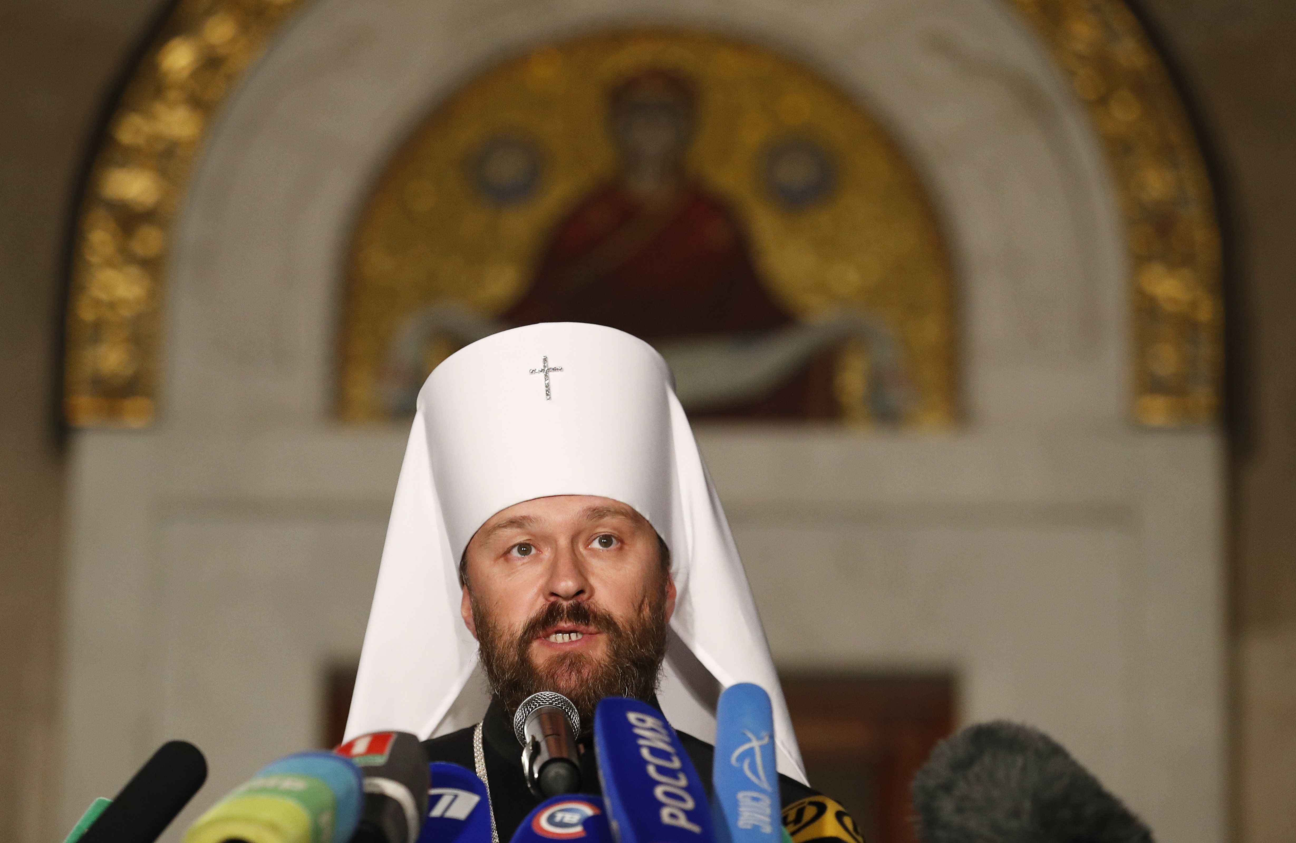 CHURCHES AMONG THE BIRCHES: RUSSIA VS UKRAINE